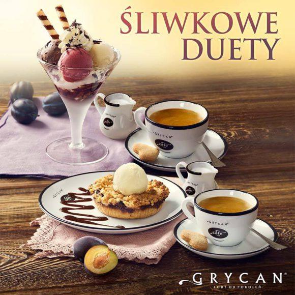 GRYCAN: śliwkowe duety