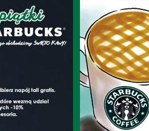 Kawowe Piątki w Starbucks