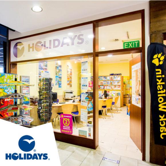 Holidays Agencja Podróży i Turystyki