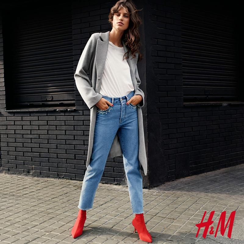H&M: luz blues