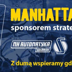 GCH Manhattan strategicznym partnerem gdańskich hokeistów