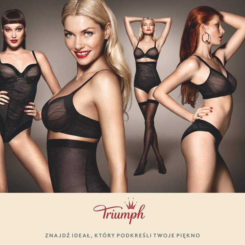 TRIUMPH: nowa kolekcja Shapewear
