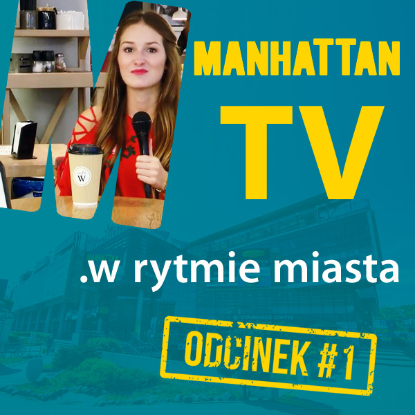 MANHATTAN TV .w rytmie miasta #1