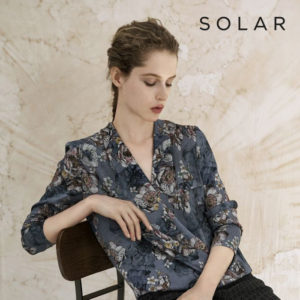 SOLAR: moda na orient