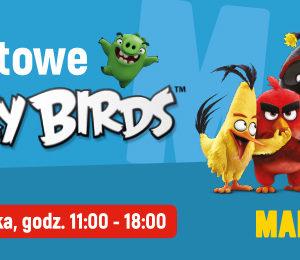 Nalot wściekłych ptaków w Manhattanie – Angry Birds i masa zabawy