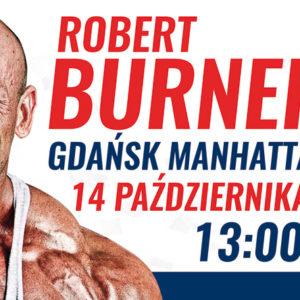 Robert Burneika w GCH Manhattan
