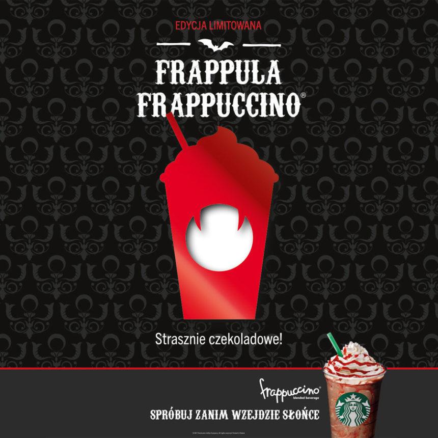 STARBUCKS: nowa czekoladowa Frappula
