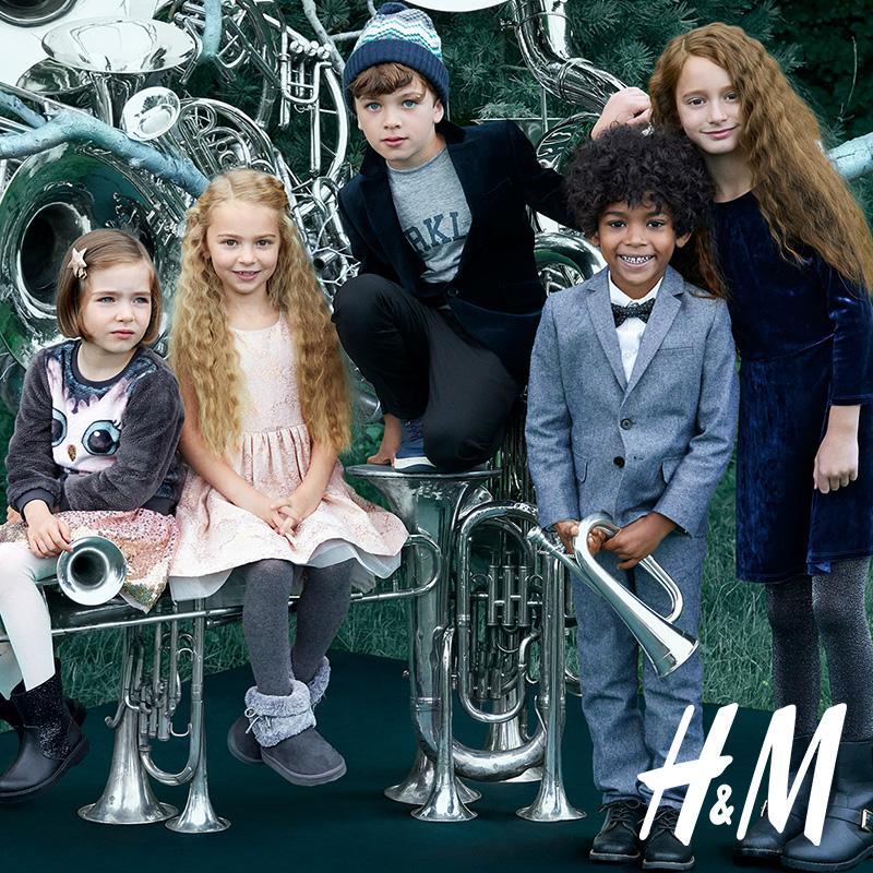 H&M: zimowo-świąteczne nowości