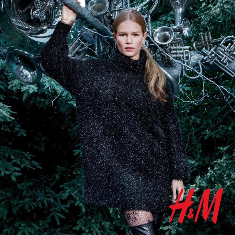 Przepis na stylowe święta z H&M