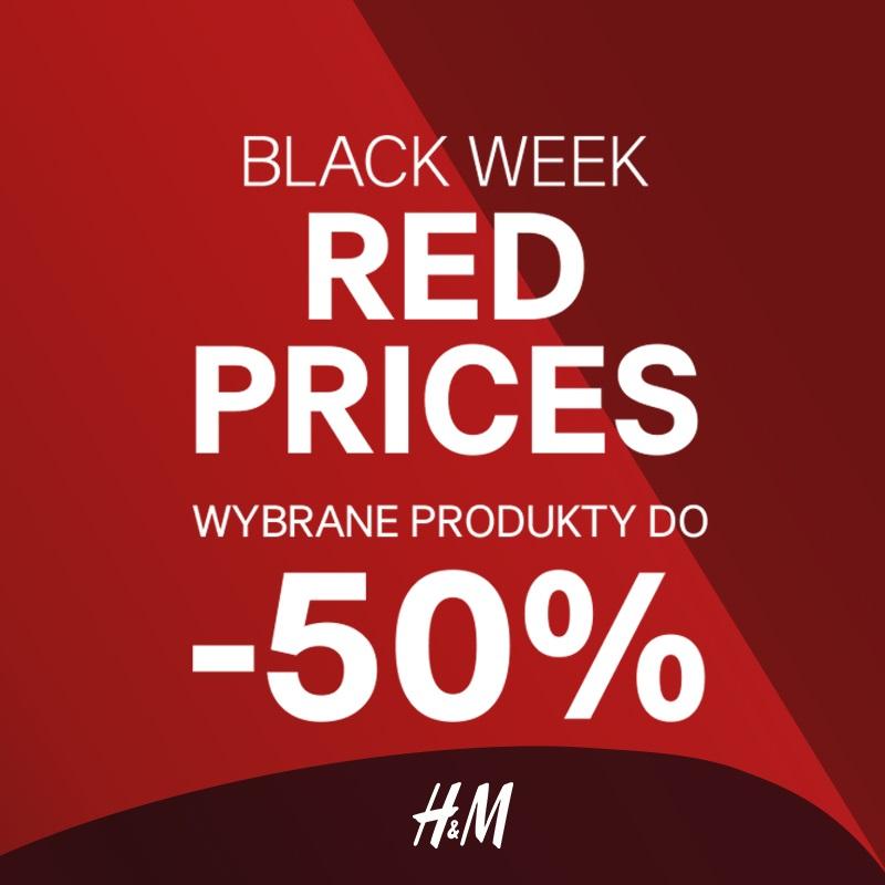 Zaczynamy Black Week – tydzień niskich cen w H&M!