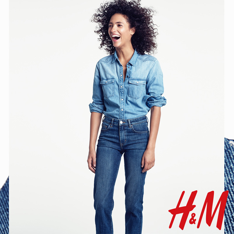 #H&MlovesDENIM
