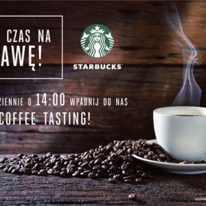 STARBUCKS: codzienne spotkania przy kawie