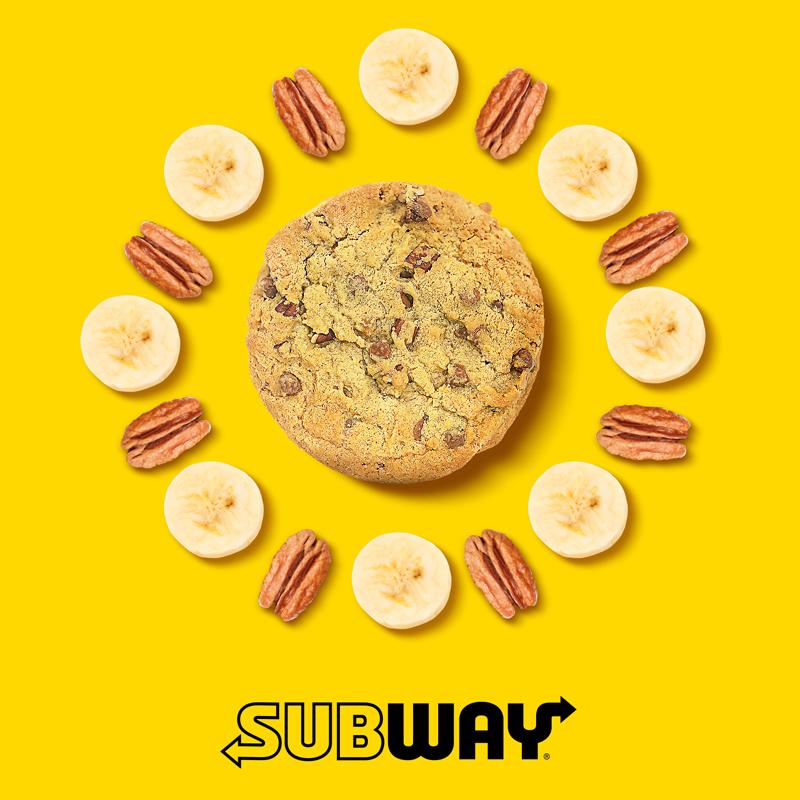 SUBWAY: nowe ciasteczko w słodkiej ofercie