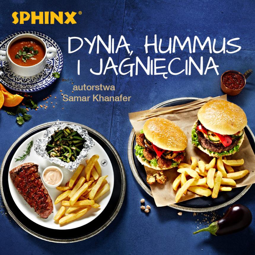 Dynia, Hummus i Jagnięcina w restauracjach Sphinx