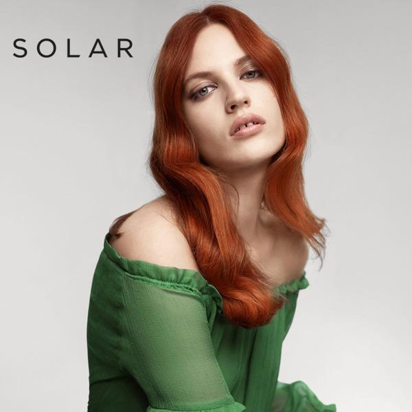 Top modelka Julia Banaś w kampanii Solar na sezon S/S 2018