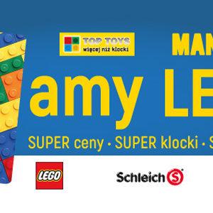 LEGO w Manhattanie!