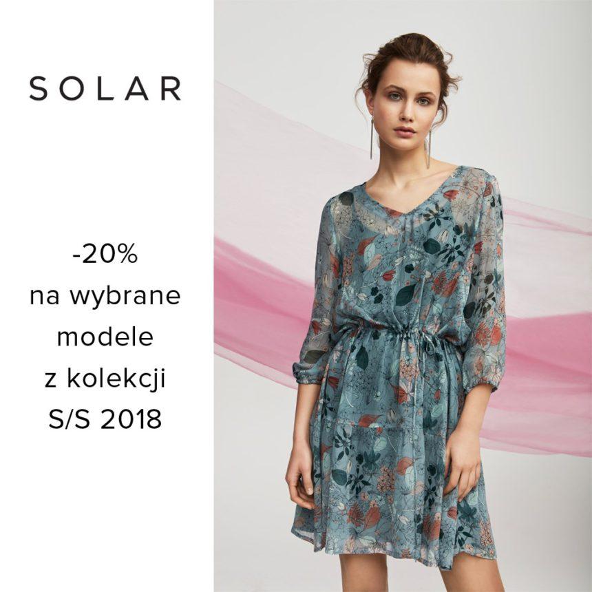 SOLAR: wybrane modele -20%