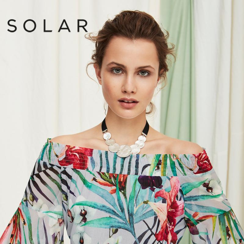 Rajskie tropiki w kolekcji Solar S/S 2018