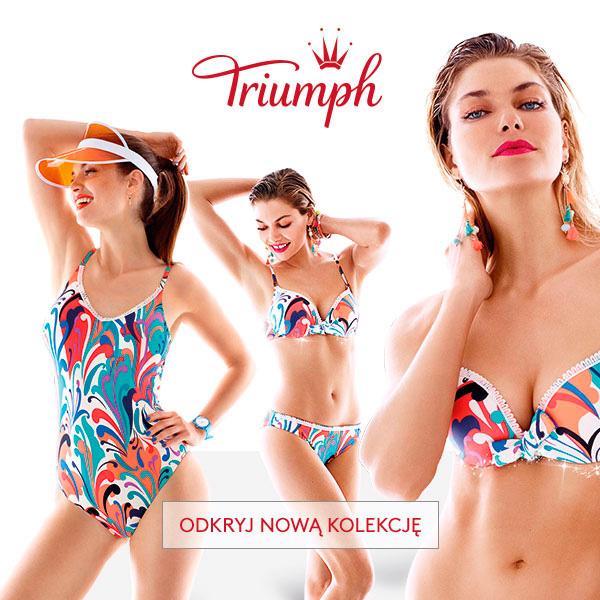 TRIUMPH: sprawdź kolekcję strojów kąpielowych