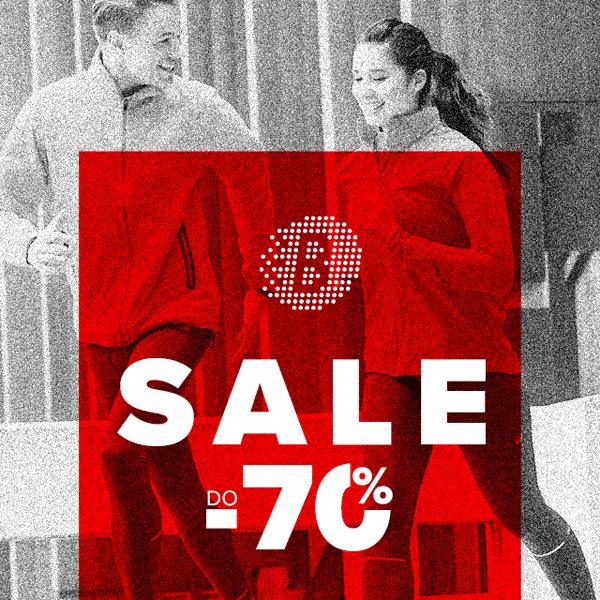 SKLEP BIEGACZA: sale do -70%