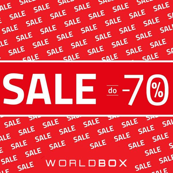 WORLDBOX: sale do -70%