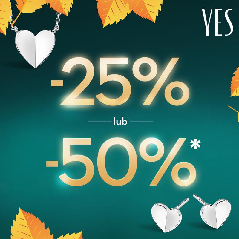 YES: jesienna promocja
