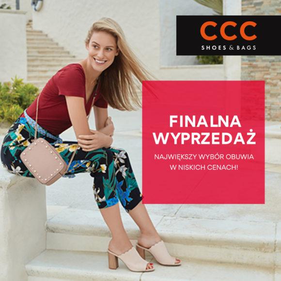 CCC: finalna wyprzedaż lata