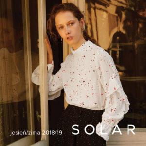 SOLAR: kolekcja na sezon Jesień/Zima 2018/19