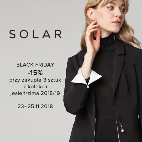SOLAR: black friday
