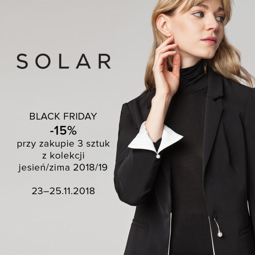 SOLAR: black friday