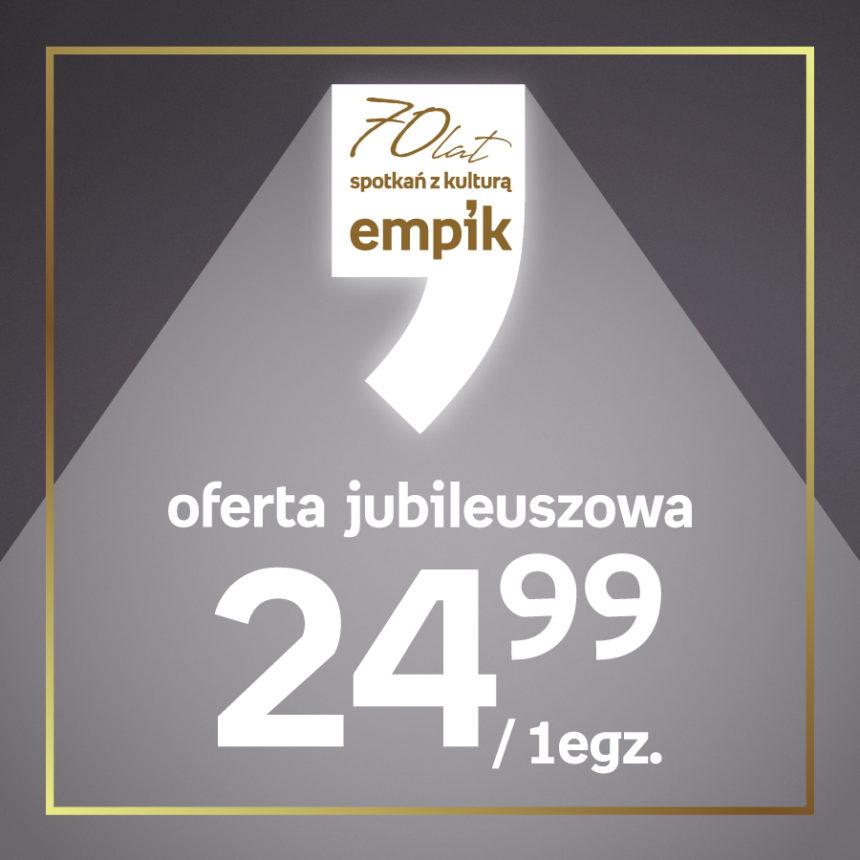 EMPIK: oferta jubileuszowa