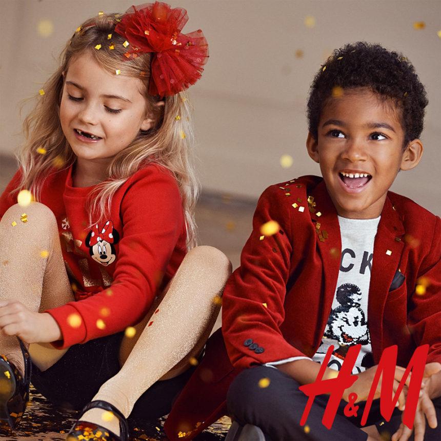 H&M: świętujemy z Myszką Mickey!