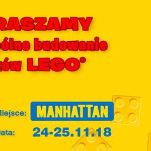 Wspólne budowanie z klocków LEGO