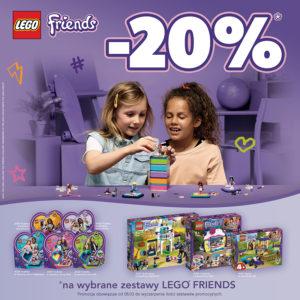 TOP TOYS: zestawy LEGO Friends -20%