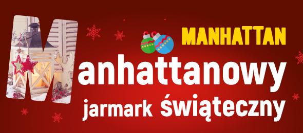 Świąteczny jarmark – tylko w Manhattanie!