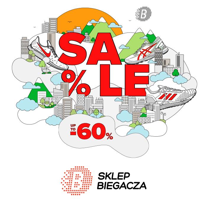 SKLEP BIEGACZA: sale do -60%