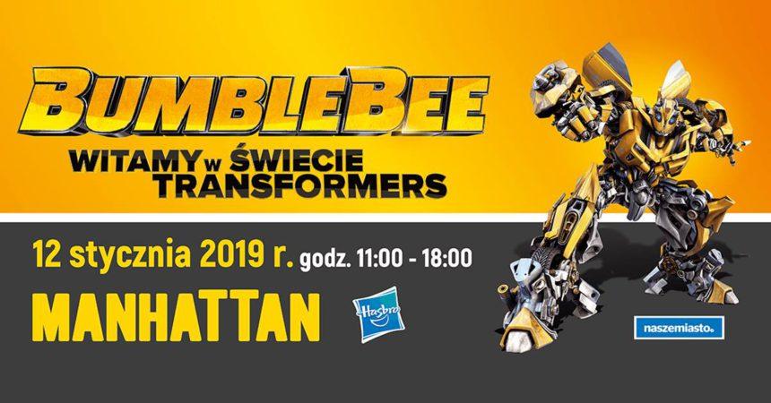 BumbleBee – Witamy w Świecie Transformers