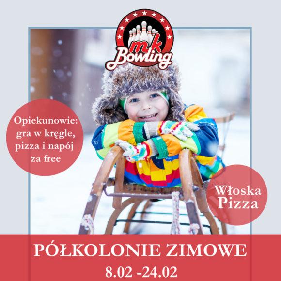 MK BOWLING: półkolonie zimowe