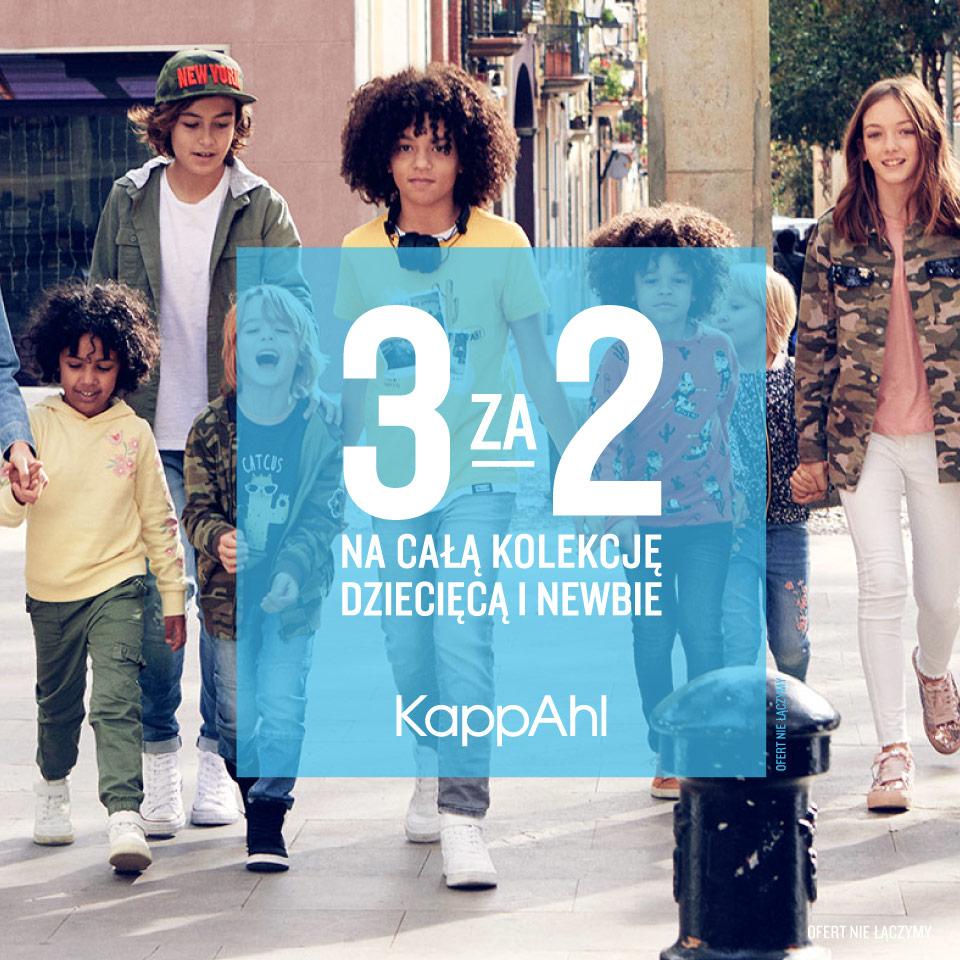 KAPPAHL: kolekcja dziecięca – 3 za 2