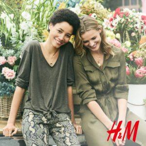 H&M: inspiracje naturą