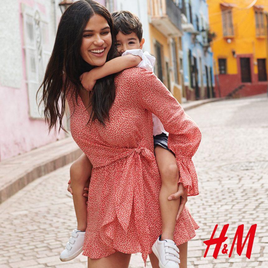 H&M: nadaje kolorów każdemu dniu!