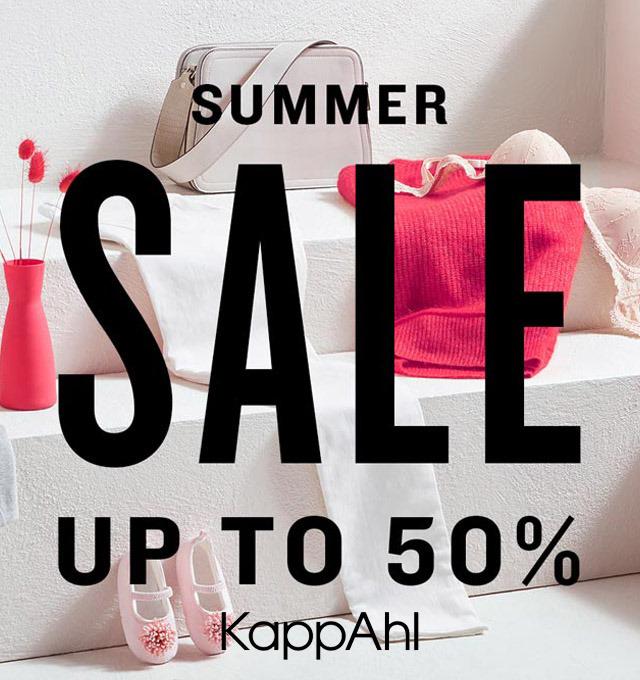 KAPPAHL: summer sale do -50%