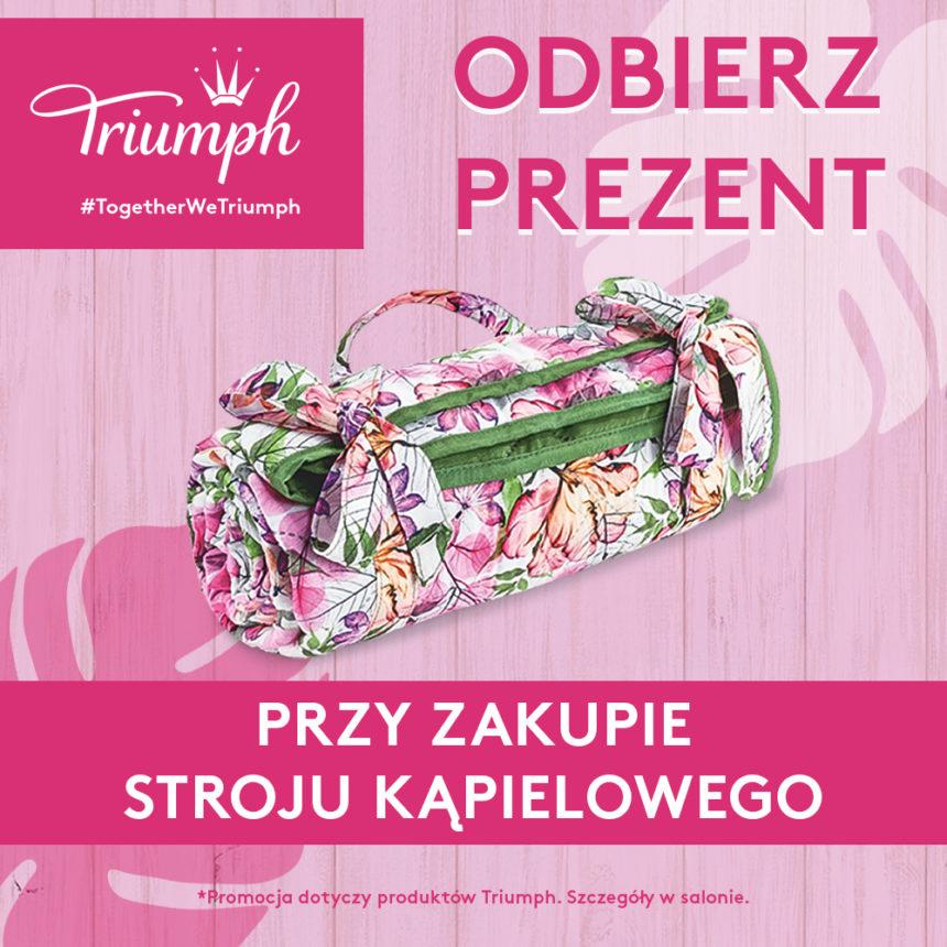 TRIUMPH: odbierz swój prezent