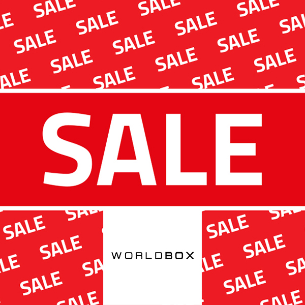 WORLDBOX: summer sale