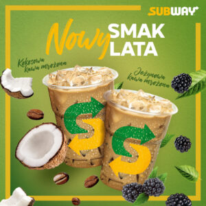 SUBWAY: letnie odsłony mrożonej kawy