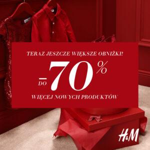 H&M: letnia wyprzedaż do -70%