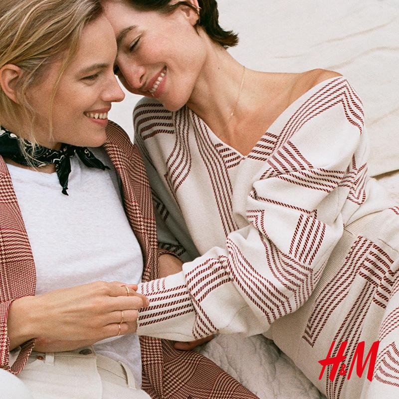 Romantycznie w H&M