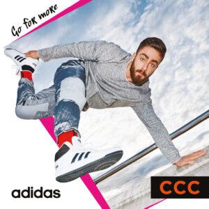 Najlepsze sportowe marki teraz w CCC