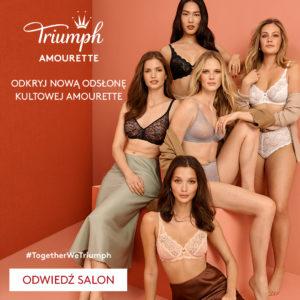 TRIUMPH: nowa odsłona kolekcji Amourette