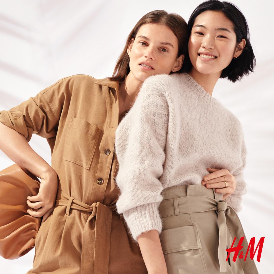 H&M: nowe trendy na lata dwudzieste